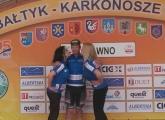 Alex - Träger des blauen Trikots des besten Sprinters